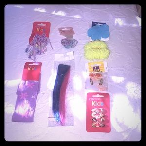 New🌸 lot of girls hair accessories
